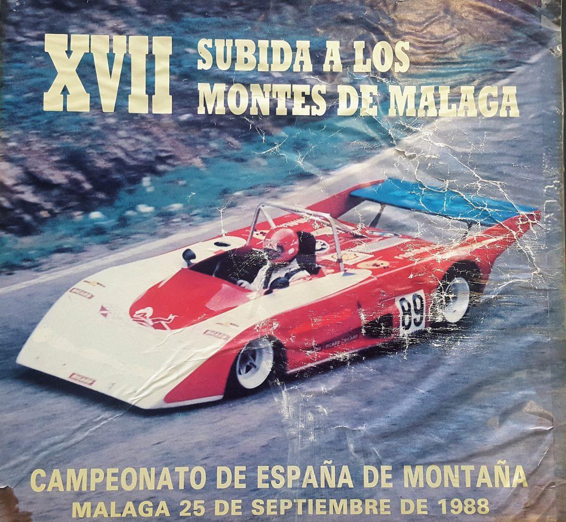 Organización de la XVII Subida a los Montes de Málaga