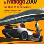 Cartel IV salon motor 2007